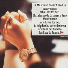 Islamic Marriage Quotes for Husband and Wife are About Marriage In Islam with Love, Islamic Wedding is a blessed contract between a man and a woman(Muslim Husband and Wife). Muslim Couple Quotes, Muslim Love Quotes, Love In Islam, Beautiful Islamic Quotes, Islamic Inspirational Quotes, Religious Quotes, Muslim Couples, Islamic Qoutes, Muslim Women