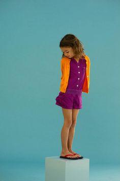 Bright and happy. #kids #fashion