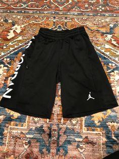 6dbc187046 Kids Air Jordan Shorts Black Size 8-10 Years EUC Basketball Shorts #fashion  #