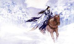 Zai Thuần Dương Lời của Y Xuy: @ đại ma vương trong tiểu bang hội Coi như quà tạ lễ cho bộ trang phục lần trước dùng khinh công Cái Bang khiến ta ngã chết hai lần (một lần hai đứa cùng chết, một lần chỉ có ta chết, va vào vách núi, nửa đoạn thân thể bay từ khe núi máu thịt tung tóe), cảm thấy trên tranh chỉ có Đào Lý Mã là lương tâm còn sót lại của ta... Zinny: Đào Lý Mã chắc là chỉ con ngựa, mình chỉ biết đây là một nhiệm vụ trong game :?