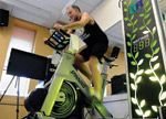 These Exercise Machines Turn Your Sweat Into Electricity - IEEE Spectrum