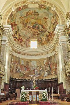 Fabriano,Marche, Italy- Church by Gianni Del Bufalo