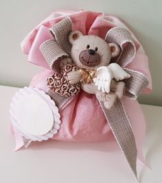 Baby Gift Box, Baby Gifts, Cold Porcelain, Gift Packaging, Baby Shower Themes, Special Gifts, Chiffon, Gift Wrapping, Creative