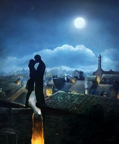 Love this romantic artwork!