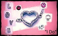 Love-  At Endless Xpressions we carry a HUGE selection of floating lockets, charms, and more! The possibilities are truly endless- let your creativity loose and create your own masterpiece Check it out today: http://www.endlessxpressions.com/store/#lindsy use code: newcustomer for 10% off your order!