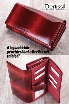 byLupo lila női bőr pénztárca
