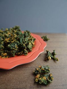 Who needs a dehydrator?  Nacho Cheesy Kale Chips from Sunday Morning Banana Pancakes!