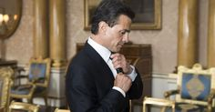 Mexico's Enrique Peña Nieto has a habit of running away and hiding, which has endured throughout his presidency.