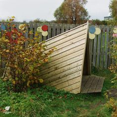 Imaginative play den - the 'anything you want it to be' structure. Robust open…