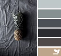 { pineapple tones } image via: @mijn.grid