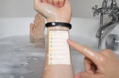 Wristband Turns Your Arm Into a Touch Screen DEC 10, 2014 : Discovery News