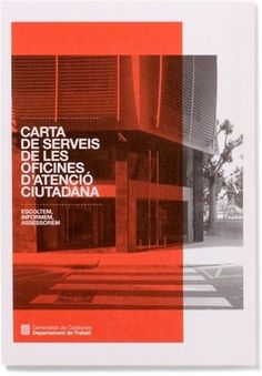 Txell Gràcia / OAC in Brochure