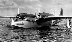 Dornier Do26 v2 seeadler the slim and sleek Do 26 had a gull wing ,retractable underwing floats underbraced stressed skin structure and 4 diesels in push and pull arrangement. the first 2 were used by the lufthansa on the north atlantic route with great succes
