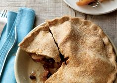 Old-Fashioned Apple Pie | Vegetarian Times