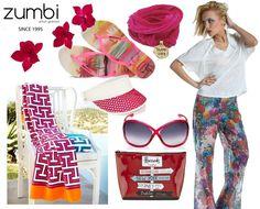 NOVA COLECÇÃO #zumbiurbanglamour #spring #spring2015 #pink #pants #tshirt #white #color Blusa (ref.: BLV1549) Calças (ref.:MNV1536)  Brevemente em www.zumbi.pt