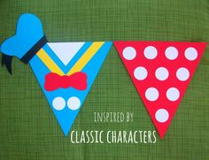 CLASSIC CHARACTERS by LaPetiteLizard on Etsy, $5.50