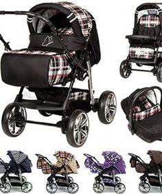 Kombi-Kinderwagen-Travel-System-Pascal-3in1-Kinderwagen-Babyschale-Carlo-0-10kg-0