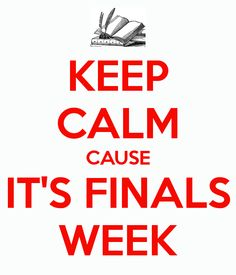 Life of an Educator: Has 'finals week' become antiquated & redundant?