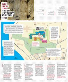 Arkeoloji Müzesi Gezi Planı on Behance