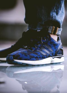adidas zx flux originals x italia independent camo