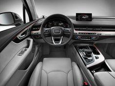10 Fabulous Audi Q7 Interior Background