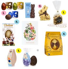Not so much a Wednesday Wishes as a guide to the best vegan Easter eggs in the UK.