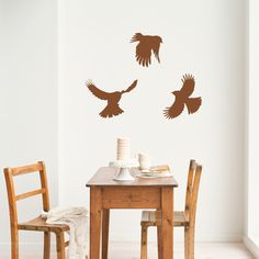 Birds in Flight – Wall Stickers