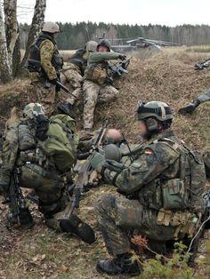 KSK Kommando Spezialkräfte