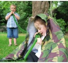 Plenty of outdoor fun and away from stuff class rooms..Forest Phones from Micro Scooters UK