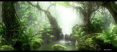 Deep Jungle by Maciek Sikora