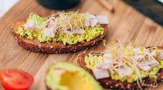 Oppskrifter – Enriched Food Gazpacho, Bruschetta, Guacamole, Hummus, Pesto, Baked Potato, Mango, Potatoes, Baking