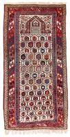 Daghestan Prayer Rug  174 x 97 cm  Late 19th century