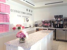 Georgetown Cupcake Los Angeles, 143 S. Robertson Blvd