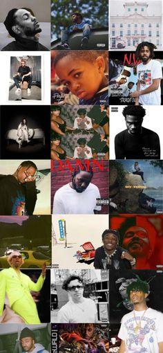 Rap album cover wallpaper