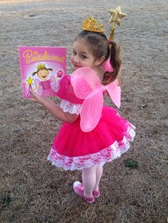 Pinkalicious Costume Book Character Day