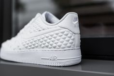 "Nike Air Force 1 White ""Independence Day"""