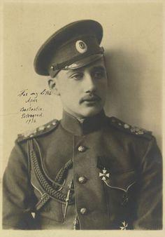 Imperial Russia, Prince Konstantin Konstantinovich