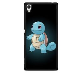 Squirtle TATUM-9923 Sony Phonecase Cover For Xperia Z1, Xperia Z2, Xperia Z3, Xperia Z4, Xperia Z5