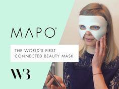 MAPO – Le premier masque de beauté connecté