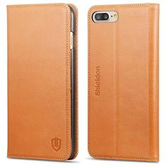 SHIELDON Genuine iPhone 7 Plus Leather Case