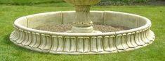 D210cm Classical Stone Fountain Surround Stone Fountains, Uk Destinations, Backyard Water Feature, Concrete Crafts, Cast Stone, Concrete Design, Quartz Stone, Water Features, It Cast