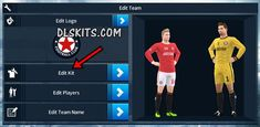 How to Import Dream League Soccer Kits Edit Kit Real Madrid Goalkeeper, Liverpool Fc, Soccer Kits, Soccer Games, Manchester United Away Kit, Real Madrid Kit, Uefa Super Cup, Club World Cup, Football