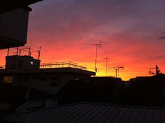 2012 11 24 Sunrise Kaminoge