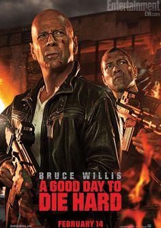 A Good Day To Die Hard  ( 2013 ) Bruce Willis, Jai Courtney