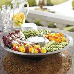 Super Chill Appetizer Tray - Frontgate - www.frontgate.com