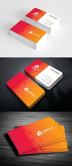 Clean Business Card Template Ideal for any use. This super clean design has been crafted for the true professionals. Vintage Business Cards, Free Business Cards, Unique Business Cards, Business Card Templates, Professional Business Card Design, Business Logo Design, Name Card Design, Bussiness Card, Cleaning Business Cards