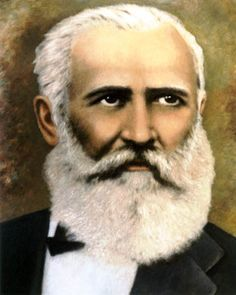 Adolfo Bezerra de Menezes Cavalcanti (1831 - 1900) - Médico, militar, escritor, jornalista, político e expoente da Doutrina Espírita