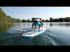 SUP Paddle Slap - with Sam Ross - YouTube