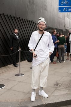 LONDON COLLECTIONS:MEN | STREET STYLE DAY 1