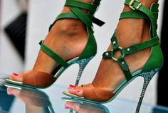 Summer Hot Sandal Women Sexy Gladiator Open Toe High Heel stiletto Buckle Strap in Clothing, Shoes & Accessories, Women's Shoes, Heels Fab Shoes, Crazy Shoes, Cute Shoes, Me Too Shoes, Women's Shoes, Shoe Boots, Strappy Shoes, Hot Heels, Sexy Heels